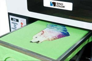 Quality and Affordablet-Shirt Printing Machine, DTG Digital Printer, Cost Effective Textile Printer pictures & photos
