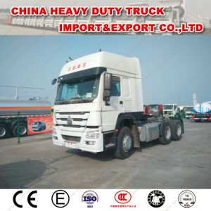 HOWO 6X4 380HP LHD/Rhd Heavy Duty Tractor Truck pictures & photos