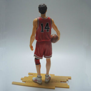 Plastic Basketball Sport Anime Figure Decoration Toy pictures & photos