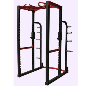 Cross Fitness Commercial Gym Power Full Rack pictures & photos