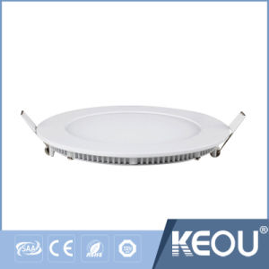 Isolated Driver LED Panel 3W 6W 12W 18W 24W High Brightness AC85-265V pictures & photos