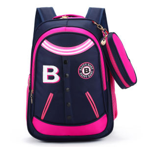 Kids Boys Girl Backpack Elementary School Book Bag Schoolbag Shoulder Bag with Pencil Case pictures & photos