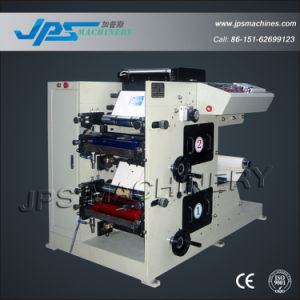 Automatic Label Paper Roll Flexo/Flexographic Printer Machine pictures & photos