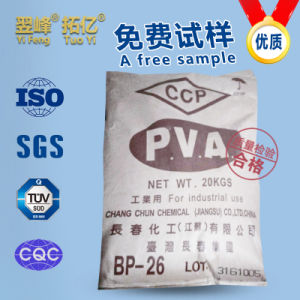 PVA Powder (BF-24) /Polyvinyl Alcohol for Plastic pictures & photos