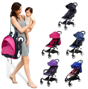 New Simple Fold Travel System Baby Pram Baby Carriage Baby Time Stroller pictures & photos