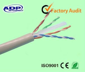 CCA Hcca CAT6 Network Cables UTP Cat 6 Cable pictures & photos