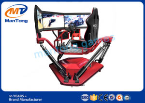 6 Dof Racing Car Exciting Simulator Arcade Game Machines pictures & photos