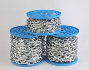 Welded Link Chain DIN5685 pictures & photos