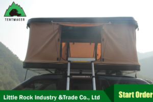 Quick Open Camping Hard Shell Car Roof Top Vehicle Tent with Light Weight pictures & photos