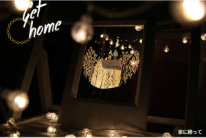 3D Message Board Photo Frame LED Light pictures & photos