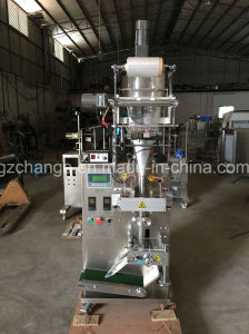 Garlic Chili Pepper Curry Ginger Ketchup Tomato Mayonnaise Food Packing Machine pictures & photos