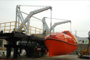 120 Persons GRP Totally Enclosed Lifeboat pictures & photos