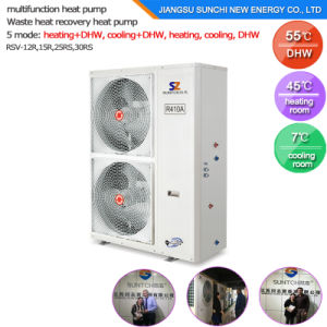 Save70% Power150L Heating Pump All in One House Heat pictures & photos