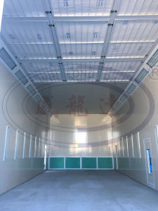 Wld15000 Truck Painting Booth in Argentina / Guangzhou Supplier pictures & photos