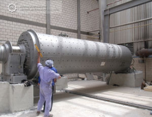 China Factory New Design and Best Sale Ball Mill pictures & photos
