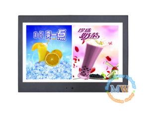 Narrow Frame 10.1 Inch 1280*800 Wall Mount Android Tablet Poe (MW-102ABE) pictures & photos