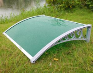Waterproof Manual Adjustable Exterior Roofing Awning pictures & photos