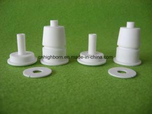 Customized Alumina Ceramic Electrical Insulator Parts pictures & photos