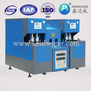 Automatic 4 Cavities Pet Plastic Container Making Machine pictures & photos