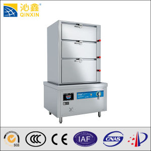 Restaurant Electric Fish and Seafood Steamer pictures & photos