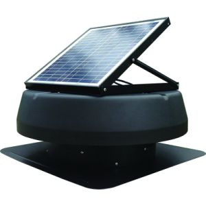 Without Battery Solar Powered Exhaust Fan pictures & photos