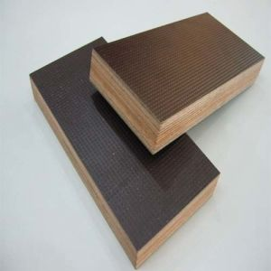 Film Faced Russia Birch Plywood CE Fsc SGS ISO Certified Quality pictures & photos