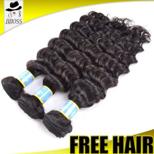 Cheap Virgin Brazilian Hair Bundles, Wholesale Brazilian Human Hair Weft Sew in Weave Unprocessed Brazilian Virgin Remy Human Hair Weave pictures & photos