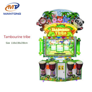 Newest Interactive Video Game Machine for 2 Players pictures & photos