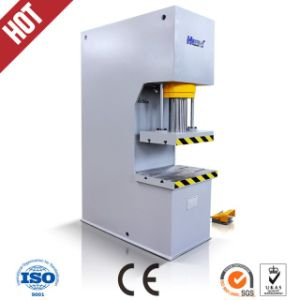Y41 Series Single Column Hydraulic Press for Sheet Metal pictures & photos