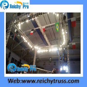 Aluminum Exhibition Display Truss, Truss Display Trade Show Booth Truss pictures & photos