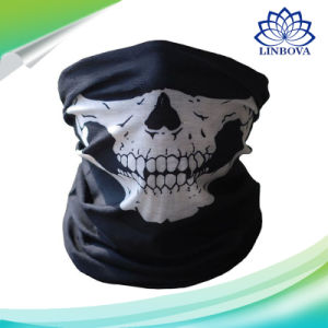 Halloween Scary Mask Festival Skull Masks Skeleton Outdoor Motorcycle Bicycle Multi Masks Scarf Half Face Mask pictures & photos