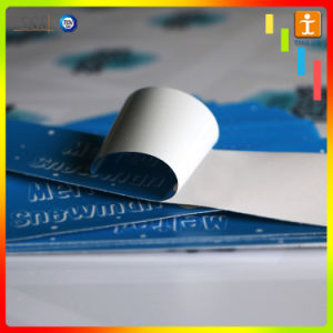 Digital Print Customed Adhesive Sticker (TJ-1 (32)) pictures & photos