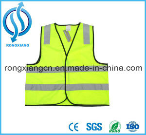 Waterproof Hi Vis LED Reflective Safety Vest for Traffic Safety pictures & photos