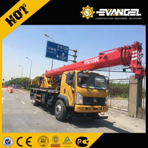 12ton Sany Small Truck Crane for Sale Stc120 pictures & photos