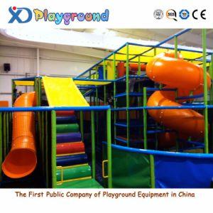 Children Indoor Playground Naughty Castle Plastic Toy (XJ5056) pictures & photos
