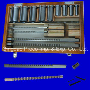 High Quality Keyway Broaches with Shims pictures & photos