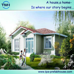 Three Bedrooms Prefabricated House pictures & photos