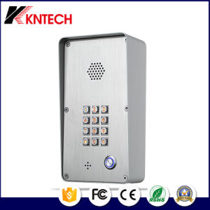 Audio Door Phone Digital Wireless Doorbells Intercom System for Apartment pictures & photos