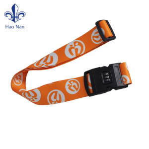 2017 Factory Selling Luggage Strap with Custom Design Logo pictures & photos