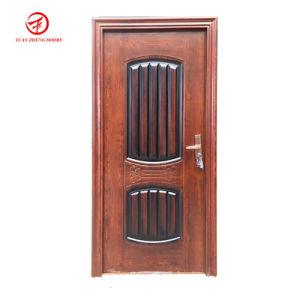 Turkey Door Design Security Steel Door for Apartment pictures & photos