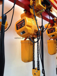 3ton Electric Trolley Type Electric Chain Hoist pictures & photos