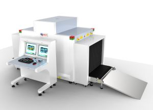 Manufacture X ray Baggage Scanner AT10080B for Airport security check Machine pictures & photos