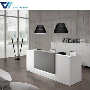Marble Modern Service Counter/Front Desk/Reception Desks pictures & photos