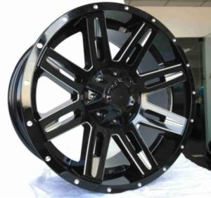 Negative Offset Alloy Wheel Rims for 4X4 SUV Offroad pictures & photos