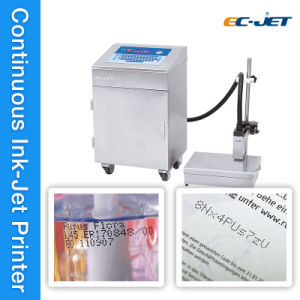 Milk Paper Box Cij Date Coding Inkjet Printer (EC-JET920) pictures & photos