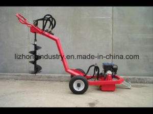 9HP Post Hole Digger, Mini Post Hole Digger, Hydraulic Post Hole Digger pictures & photos