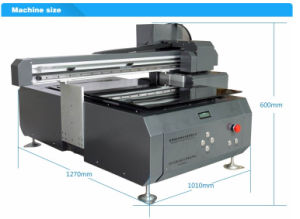 Lithographic Printing Machines, Acrylic Sheet Printing Machine on Sheet Metal pictures & photos