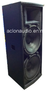 "Dual 15"" 1200W Full Range Speaker (SM215) pictures & photos"