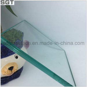10mm 12mm Clear Toughened Safety Glass for Glass Pool Fencing pictures & photos