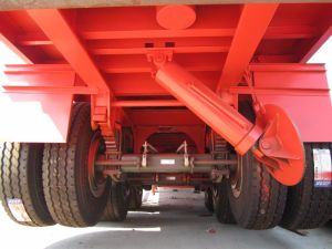 China Main Brand Sinotruk 28 Ton Tipper Trailer pictures & photos